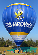 sp-bex- balon kubicek BB34Z